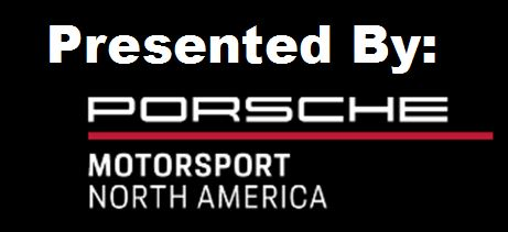 Presented By Porsche Motorsport